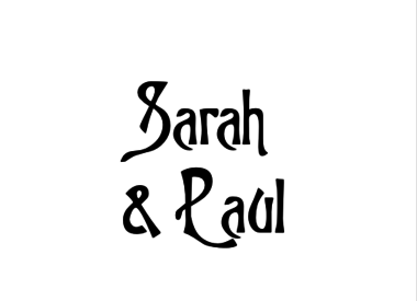 Sarah Gallo & Paul Bateman