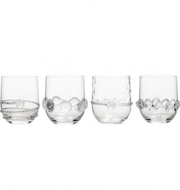 Juliska Juliska Heritage Collectors Set of Tumblers