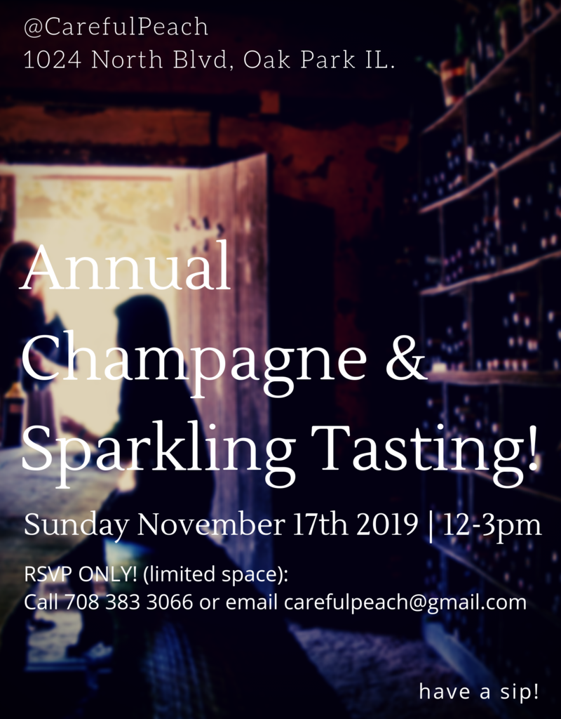 4th Annual Champagne & Sparkling Tasting Event