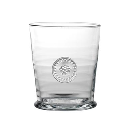 Juliska Berry and Thread Glassware Double Old Fashioned
