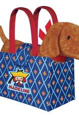 Genevieve in Madeline Tote Bag