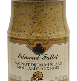 Walnut Dijon Mustard from Burgundy.