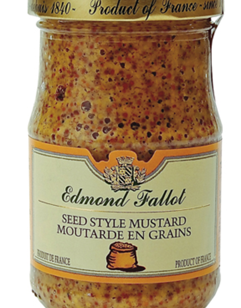 Old-Fashioned Grain Mustard
