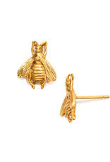 Bee Gold Stud