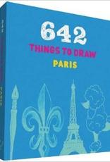 Pocket Paris Sketch book