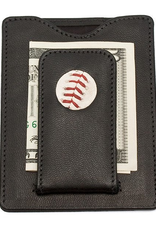 MLB Authenticated Game Used Cubs Money Clip