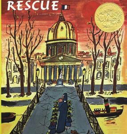 Madeline's Rescue Hardcover Book by Ludwig Bemelmans