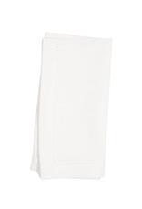 KAF Group Hemstitch Napkin in White