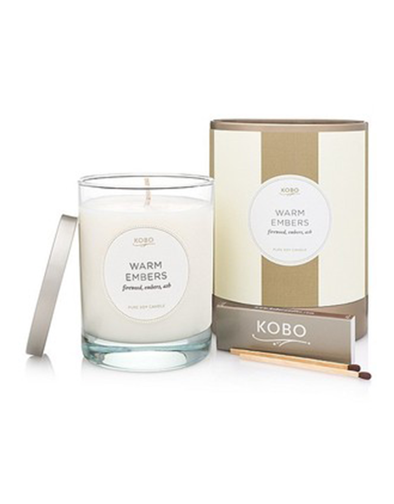 Warm Embers Soy Candle