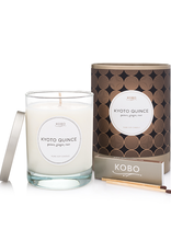 Kyoto Quince Soy Candle (Quince, Ginger, and Rose)