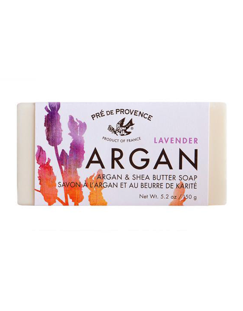 Lavender Argan and Shea Butter Bar Soap