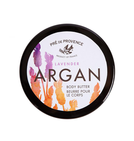 Lavender Argan Body Butter