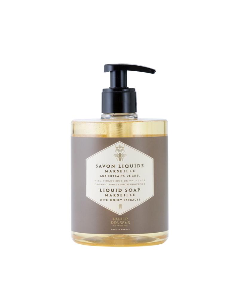 Organic Honey Extracts Liquid Marseille Soap