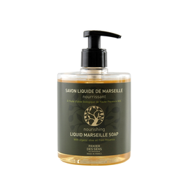 Organic Olive Oil Liquid Marseille Soap