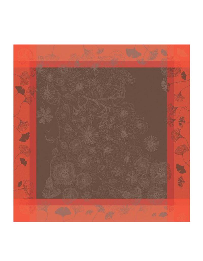 Garnier-Thiebaut Poetree Fuchsia Napkin 22 x 22