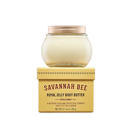 Royal Jelly Body Butter with Tupelo Honey