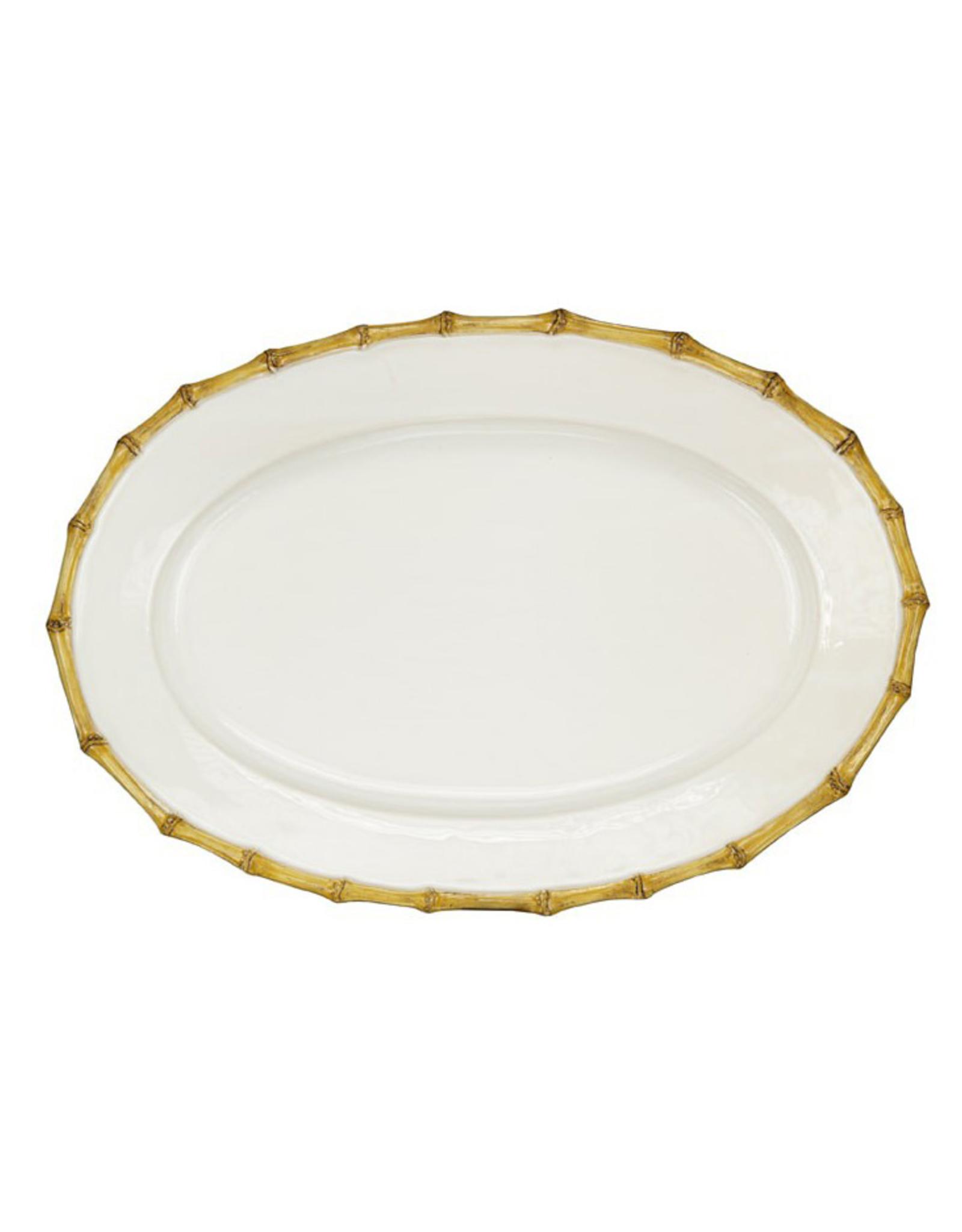 """Juliska Classic Bamboo Platter, 20"""""""