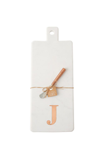 J Initial Copper & Marble Board