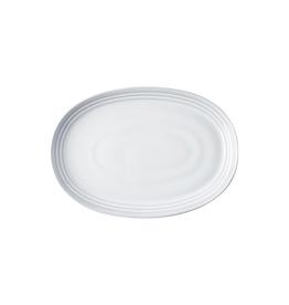 "Juliska Bilbao White Truffle 17"" Platter"