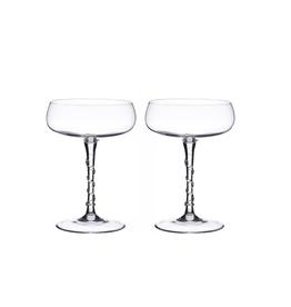 Juliska Amalia Champagne Coupe Set/2