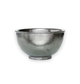 Juliska Pewter Stoneware Cereal/ Ice Cream Bowl