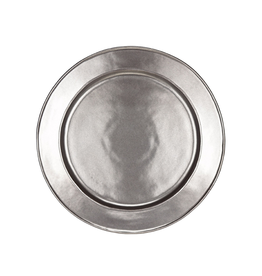 Juliska Pewter Charger Plate