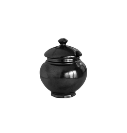 Juliska Pewter Lidded Sugar Bowl