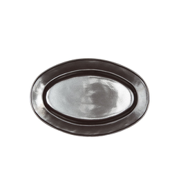 Juliska Pewter Medium Oval Platter