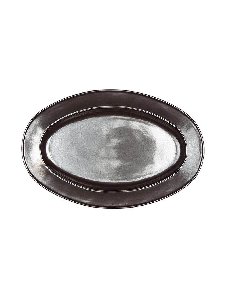 Juliska Pewter Medium Oval Platter