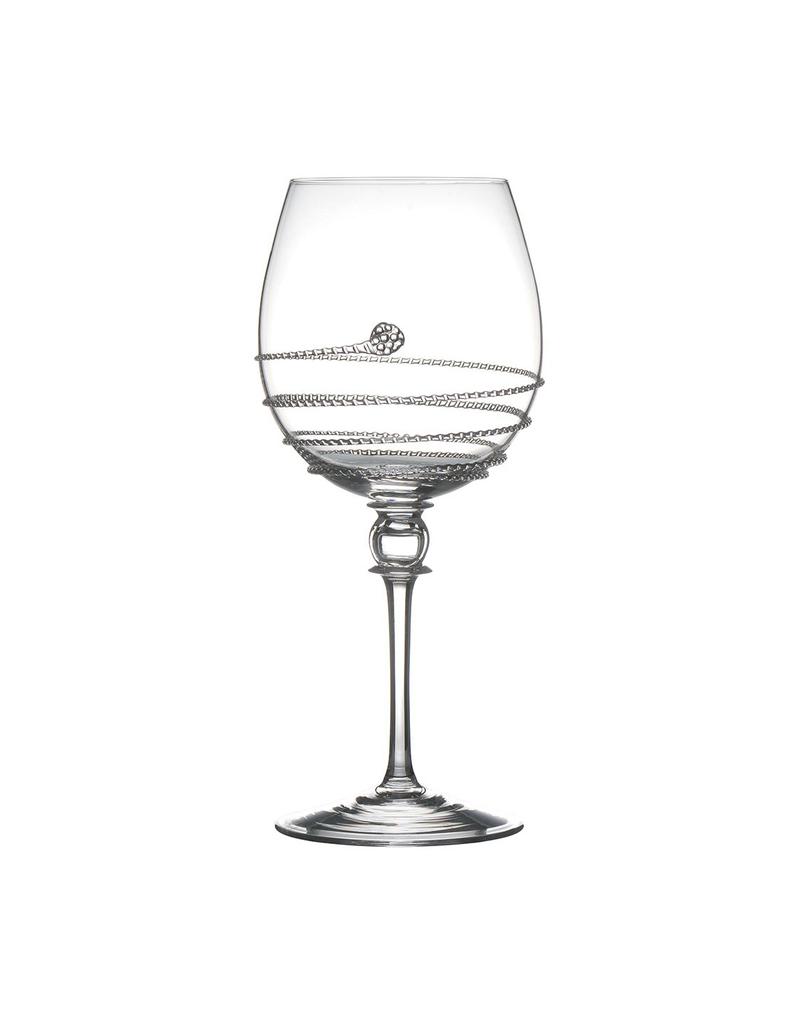 Juliska Amalia Full Body White Wine Glass