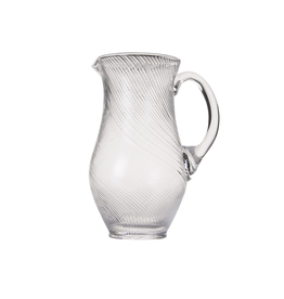 Juliska Arabella Clear Pitcher
