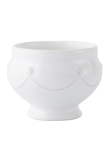 Juliska Berry and Thread Footed Soup Bowl Whitewash
