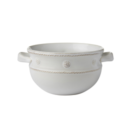 Juliska Berry & Thread 2 Handled Soup/ Chili Bowl