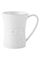 Juliska Berry and Thread Mug Whitewash