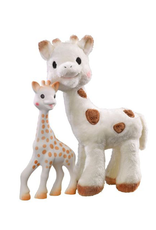 Calisson Sophie La Girafe & Sophie Cherie Set