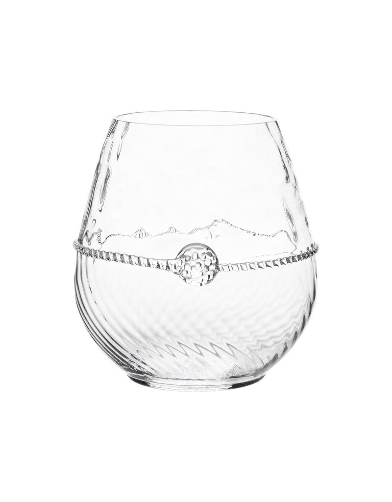 Juliska Graham Stemless Red Wine Glass