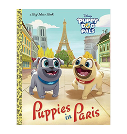Puppies in Paris
