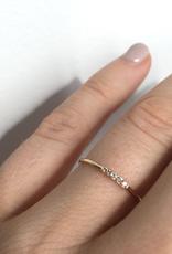 White Diamond Alinea Ring