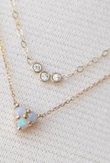 Triple Diamond Pendant