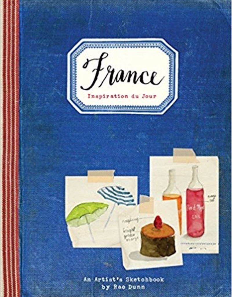 France: Inspiration Du Jour by Rae Dunn