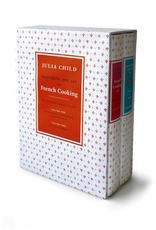 Mastering the Art of French Cooking by Julia Child - set of 2
