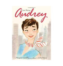 HarperCollins Just Being Audrey by Margaret Cardillo