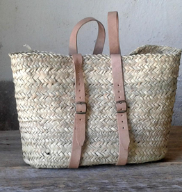 Medina Baskets French Market Backpack