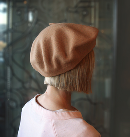 "Berets Limited ""Michelle"" Camel Beret"