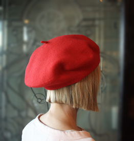 "Berets Limited ""Jacques"" Red Beret"