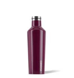 16oz Canteen in Gloss Merlot