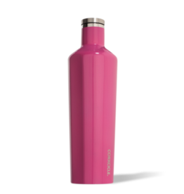 25oz Canteen in Gloss Pink