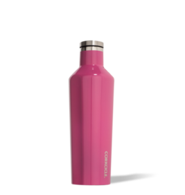 16oz Canteen in Gloss Pink