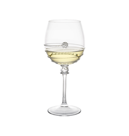 Juliska Amalia Full White Wine Glass Still Needs 6