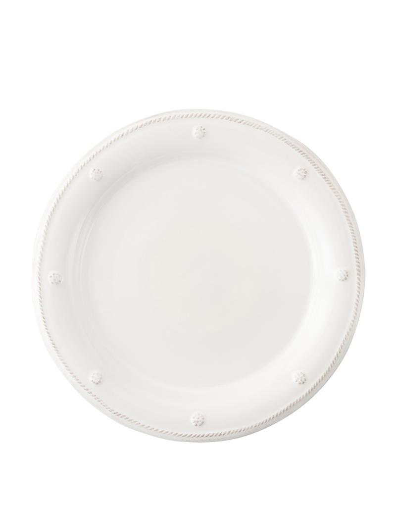 Juliska Berry and Thread Dinner Plate Whitewash